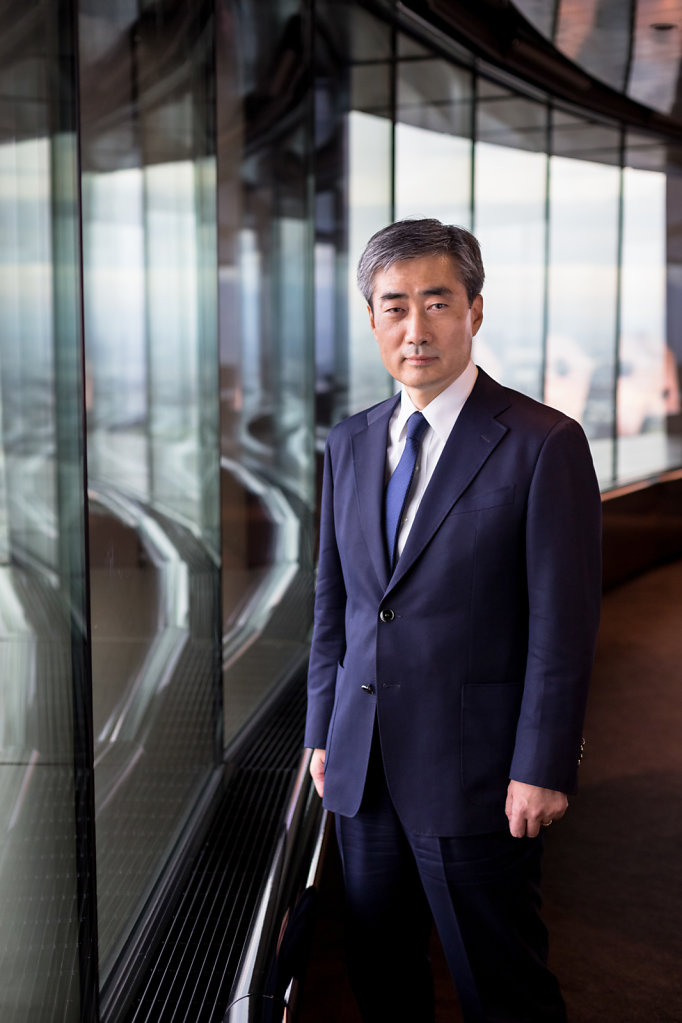 HYUNG SONG SHIN |  CEO Bank FOR INTERNATIONAL SETTLEMENT
