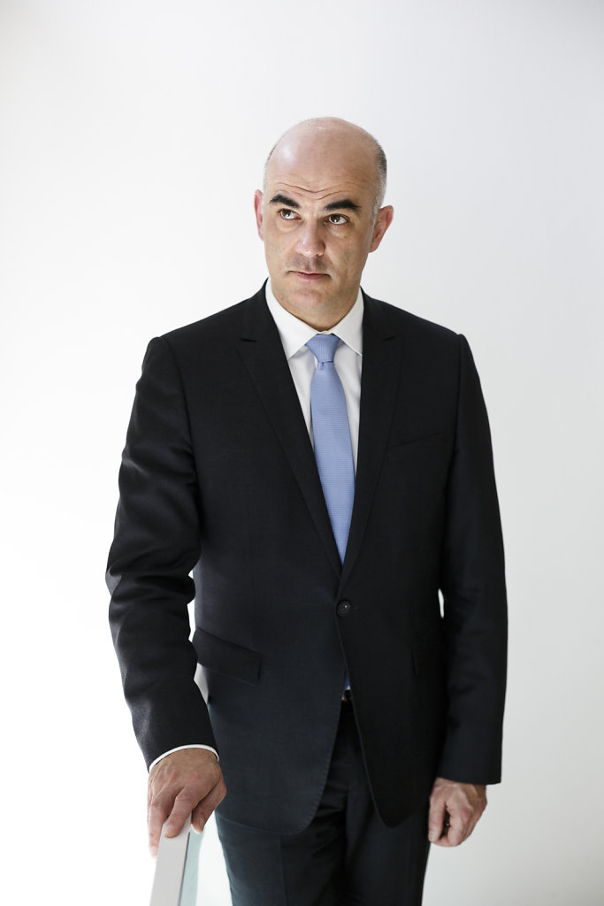 ALAIN BERSET | PRESIDENT OF THE SWISS CONFEDERATION