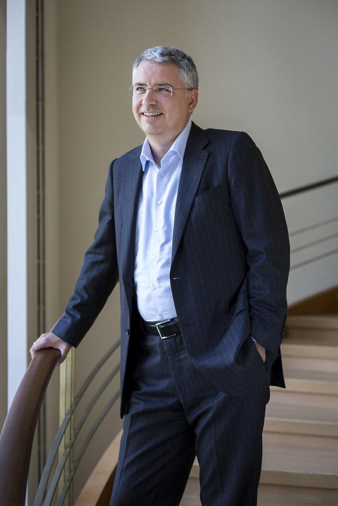 SEVERIN SCHWAN  |  CEO ROCHE