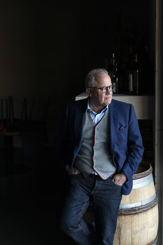 FRITZ KELLER | VINTNER AND SOCCER CHAIRMEN